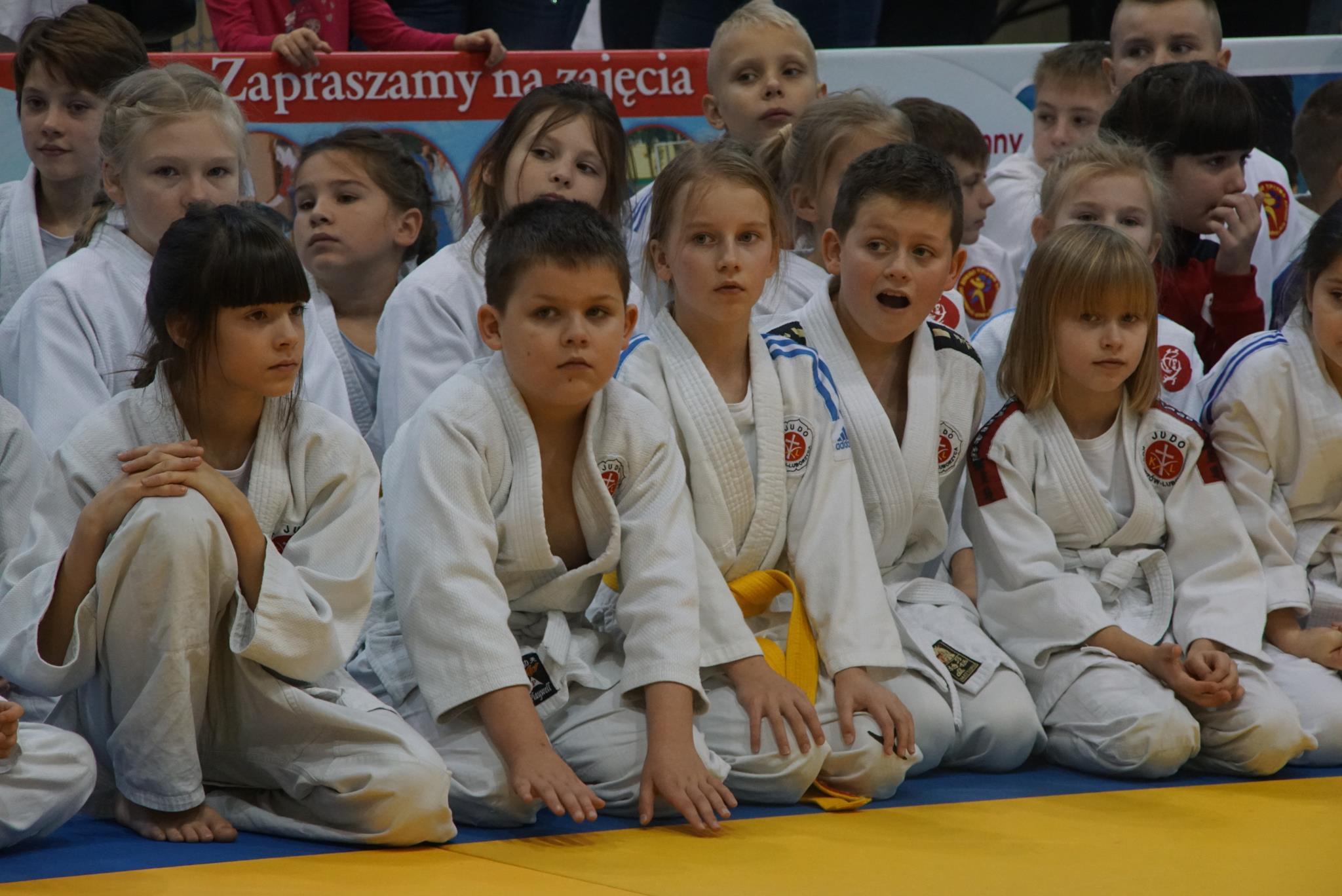 Mikołajkowy Turniej Judo  w Bochni