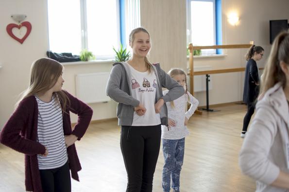 Ferie 2018 Taniec Ludowy